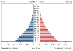 Population pyramid of Senegal 2015.png