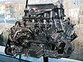Porsche Carrera GT engine rear-left Porsche Museum.jpg