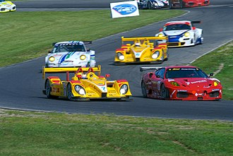 American Le Mans Series - Northeast Grand Prix 2007