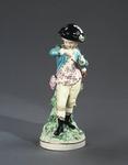 Porslin. Figurin - Hallwylska museet - 89116.tif