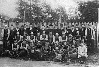 Port Melbourne Football Club - Port Melbourne team that won its first premiership in 1897