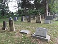 Portion of Hungars Church graveyard.jpg