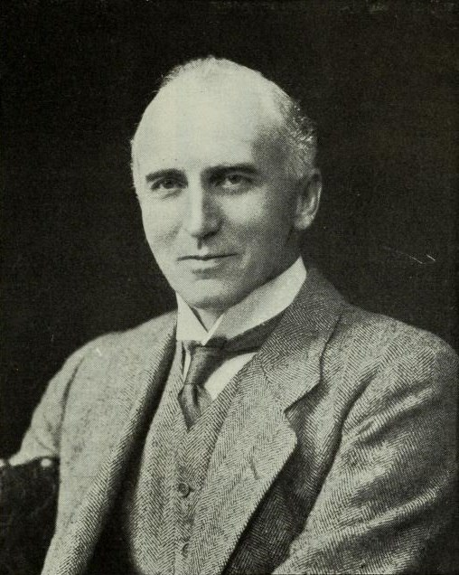Portrait of John Simon, 1st Viscount Simon