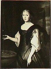 Margaretha Le Gouche (1636-1727). Echtgenote van Nicolaas Klopper