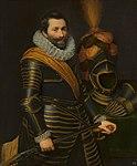 Portrait of an Officer by Jan van Ravesteyn and workshop Nationaal Militair Museum (3).jpg