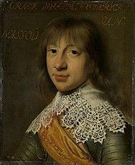 Portrait de Willem Frederik