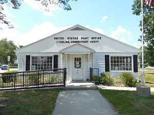 Sterling, Connecticut - Post Office
