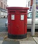 Post box on Seaview Road, Wallasey.jpg