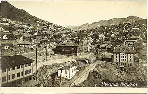 Morenci, about 1910