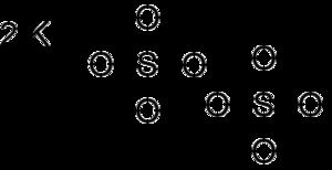 Potassium persulfate - Image: Potassium persulfate