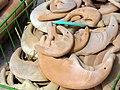 Pottery in Iran - qom فروشگاه سفال در ایران، قم 03.jpg