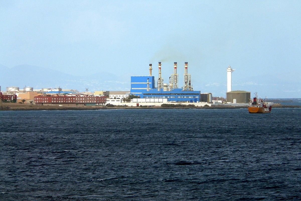 Puerto del rosario lighthouse wikipedia - Pension puerto del rosario ...