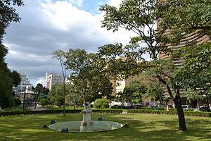 Praça Liberdade