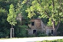 Praha, Břevnov, Malovanka, ruiny 01.JPG