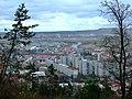 Praha, Radotín, pohled na sídliště Radotín.JPG