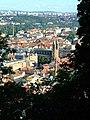 Praha, Smíchov, pohled na Smíchov z Kinského zahrady.jpg