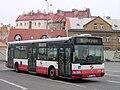 Praha, náměstí Bohumila Hrabala, Irisbus Citybus 12M.jpg