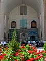 Prayers of Noon - Grand Mosque of Nishapur -September 27 2013 14.JPG