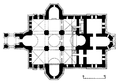 Present-day plan of the Etchmiadzin Cathedral.png