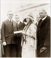 President Coolidge and Rev. Sherman Coolidge, 1923.png