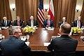 President Trump Meets with President Duda of Poland (48051963261).jpg