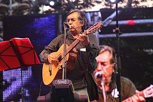 Parra, Ángel (1943-)