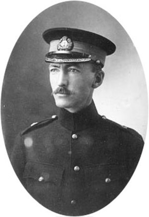Philip Primrose - Primrose as police magistrate in 1914.
