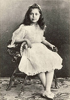 Princess Elisabeth of Hesse and by Rhine (1895–1903) Daughter of Ernst-Ludwig, last Grand Duke of Hesse and by Rhine, and of Princess Victoria Melita of Great Britain and Saxe-Coburg-Gotha