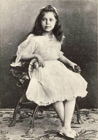 Elisabeth Von Hessen Darmstadt 18951903 Wikiwand