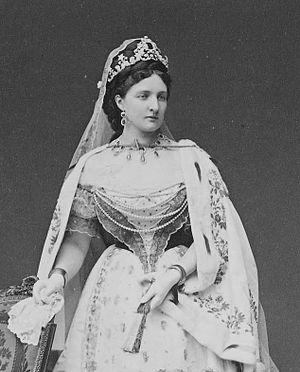 Princess Clotilde of Saxe-Coburg and Gotha