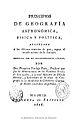 Principios de geografía astronómica física y política 1818 Verdejo.jpg