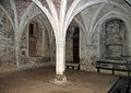 Priory Crypt, Little Walsingham, Norfolk - geograph.org.uk - 339129.jpg