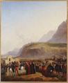 Prise de Patras par le General Schneider, 4 Octobre 1828.png