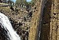 Prismas basálticos de Santa María Regla - Hidalgo - Cascada.jpg