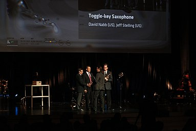 Prix Ars Electronical 2013 19 David Nabb Jeff Stelling toggle-key saxophone.jpg