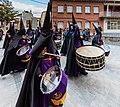 Procesión del Santísimo Cristo de la Paz en Jueves Santo, Calatayud, España, 2018-03-28, DD 08.jpg