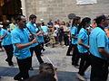 Processó de Sant Bartomeu - 38 Banda de Música d'Igualada.JPG