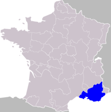 Description de l'image Provence carte.png.