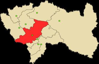 Jauja Province - Image: Provincia de Jauja