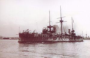 Hellenic Navy - Battleship Psara.
