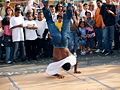 Public breakdance performance in San Francisco.jpg