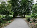 Public gardens of Alton, Hampshire, England 2.jpg