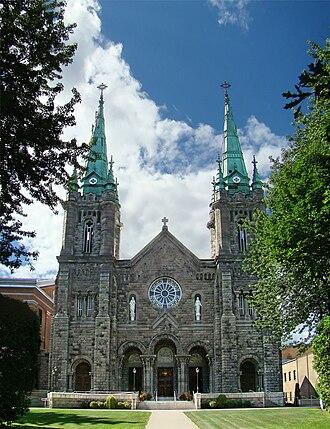 Saint-Hyacinthe, Quebec - Image: QC St Hyacinthe 1 tango 7174