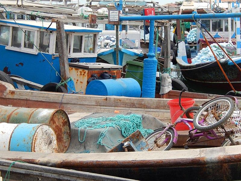 File:Qatar, Al Khor (17), harbour scene.JPG