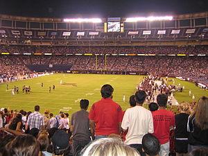 San Diego State Aztecs football - SDCCU Stadium – SDSU Aztecs vs UCLA College Football