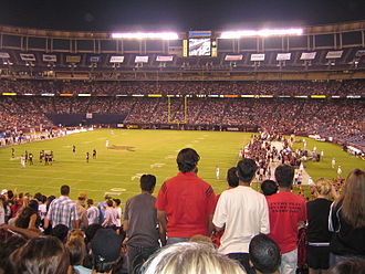 San Diego State Aztecs football - SDCCU Stadium – SDSU Aztecs vs UCLA College Football