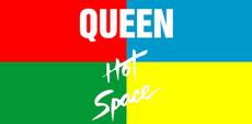 Logo del disco Hot Space