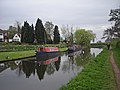Quiet stroll along the towpath - geograph.org.uk - 1252457.jpg