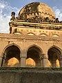 Qutub Shahi Tomb during Sunset.jpg