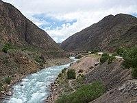 Río Mendoza y Ruta Provincial 82.JPG